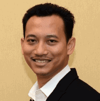 Saiful Amry Mahat, HR IT Manager
