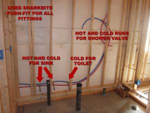 plumbing manifold diagram sony xplod 52wx4 wiring how to finish a basement bathroom - pex