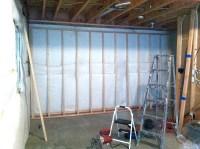 New Insulate Concrete Basement Walls