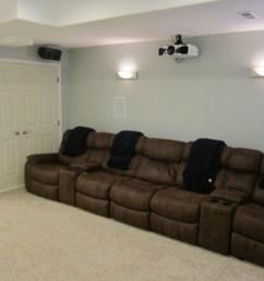 basement home theater [ 3648 x 2736 Pixel ]