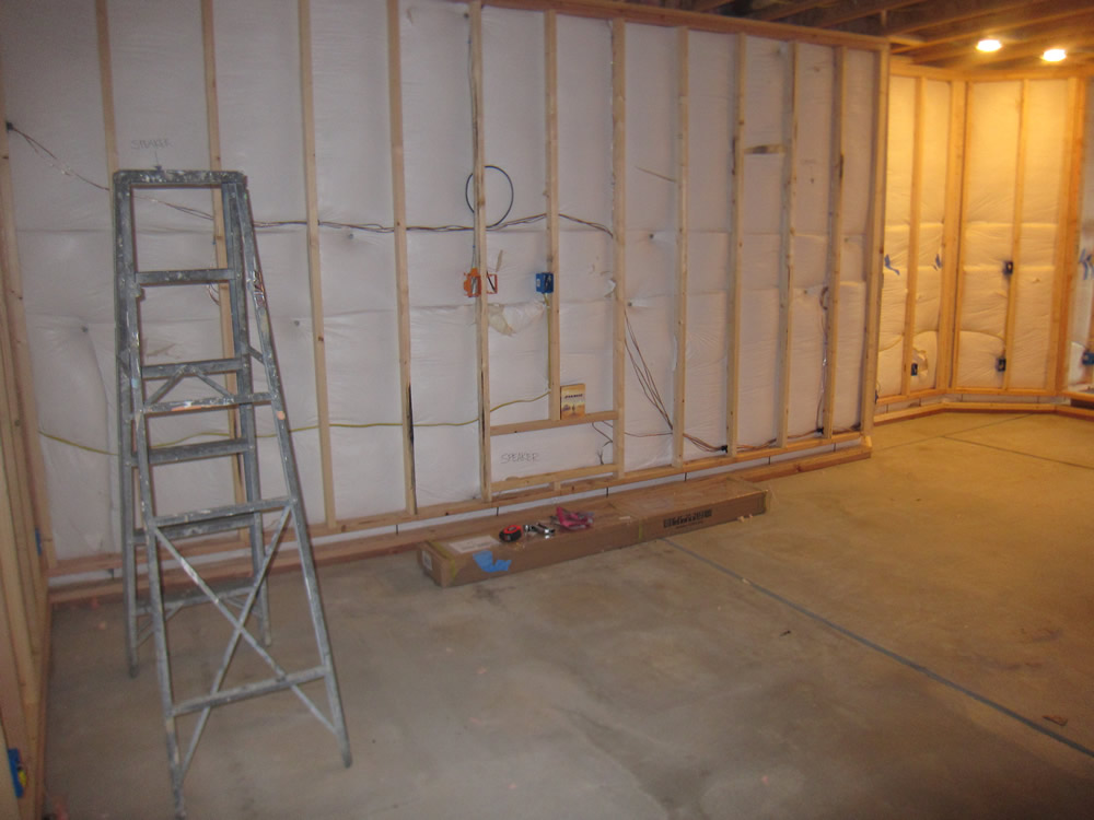 Basement Wiring Insulation
