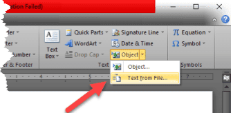 How To Insert a PDF into Word [3 Methods]