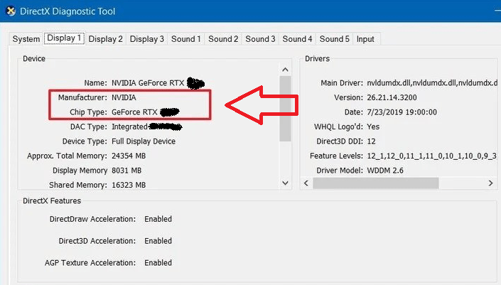 How To Check Graphic Card in Windows 10