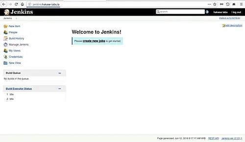 How to Setup Jenkins Master and Slave on Ubuntu 18.04 LTS