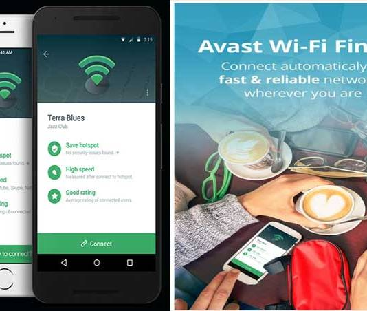 find a Wi-Fi connection without a password