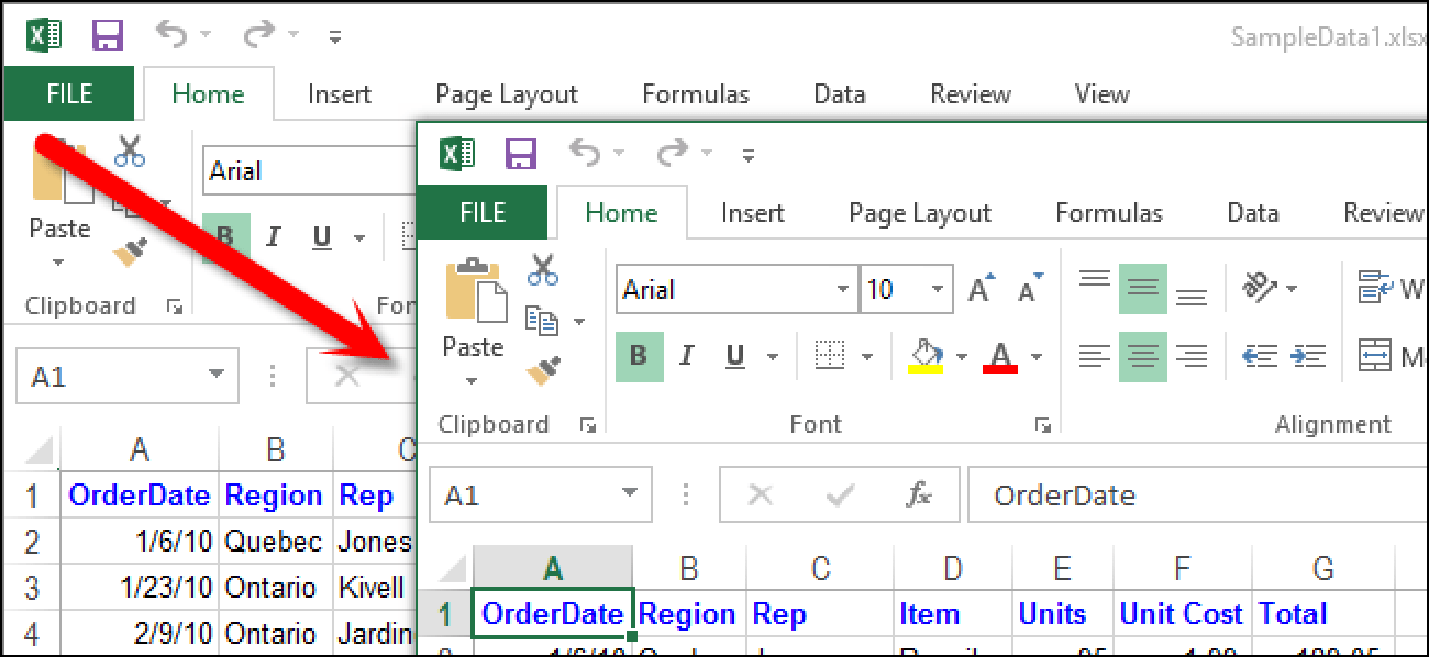 How To Easily Move Or Copy A Worksheet In Excel