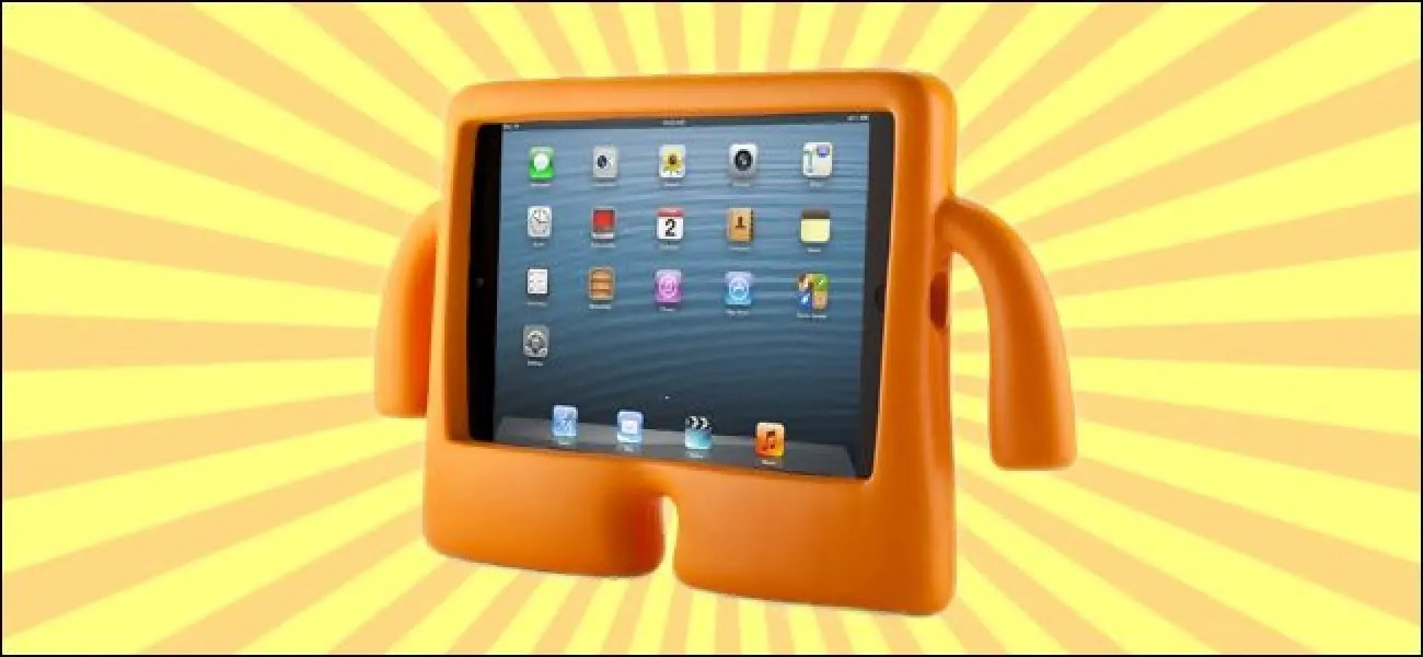 How to Turn an Old iPad Into the Ultimate Kids Tablet