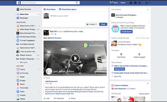 How Facebook S News Feed Sorting Algorithm Works