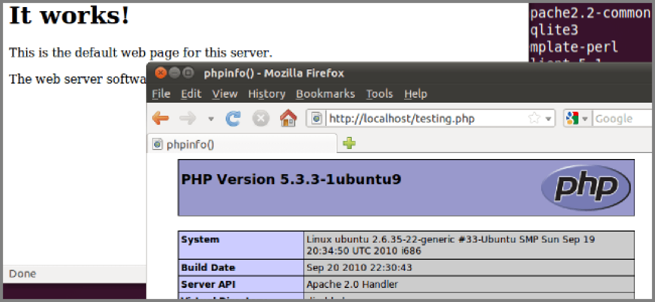 How to Turn Your Home Ubuntu PC Into a LAMP Web Server