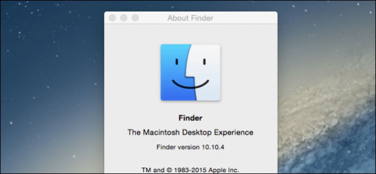 How to Change the Finder's Dock Icon in OS X