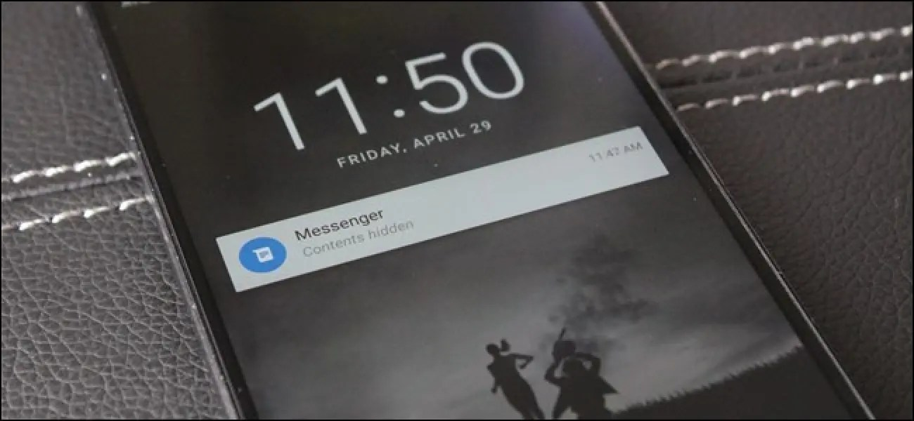 Iphone Wallpaper Changer App How To Hide Sensitive Notifications On Your Android Lock