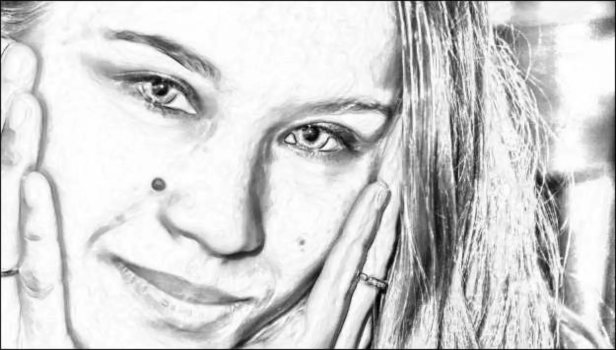 How to Make Photos Look Like Pencil Drawings in About One