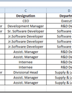 Excel also build an organization chart in visio rh howtogeek