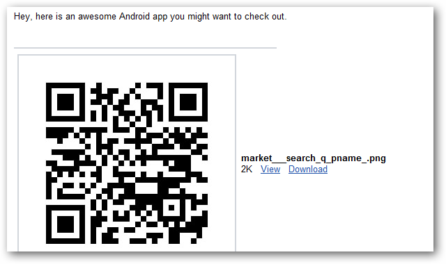 How to Install Android Apps and Share Contacts Using QR Codes