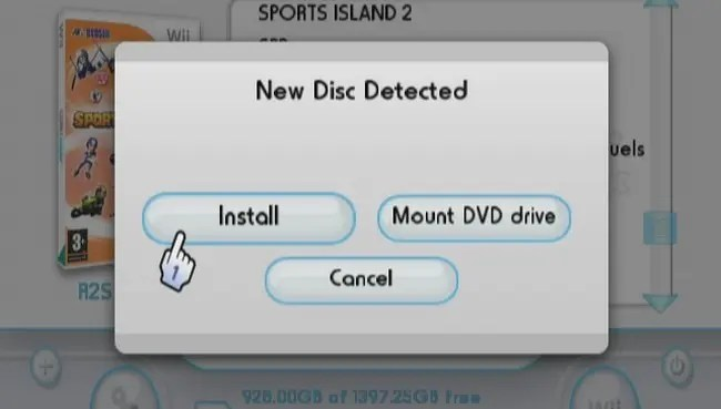 Wii Games Usb Loader Gx   Legacy Time