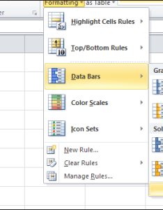 Image also how to create progress bars in excel with conditional formatting rh howtogeek