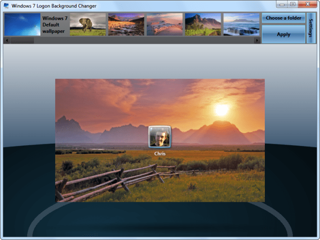 How to Customize Login Screen Background Image in Windows 7+How to Set a  Custom Logon Screen Background on Windows 7, 8, or 10 – Java in&Out Blog