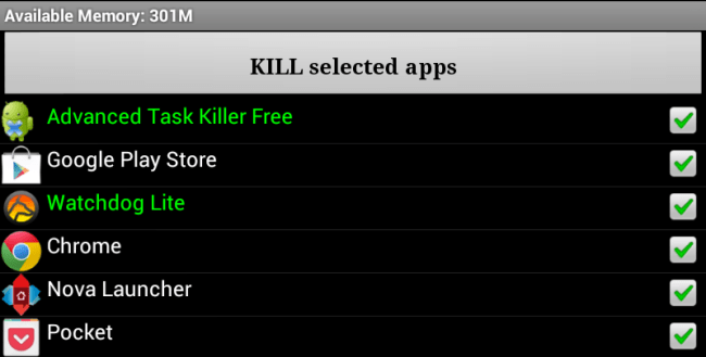 Why You Shouldn't Use a Task Killer On Android