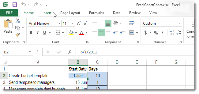How to Add a Watermark to a Worksheet in Microsoft Excel 2013