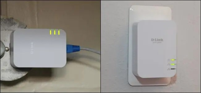 Home Wiring Network Adapter