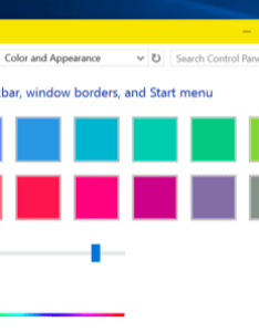 also how to get colored window title bars on windows instead of white rh howtogeek