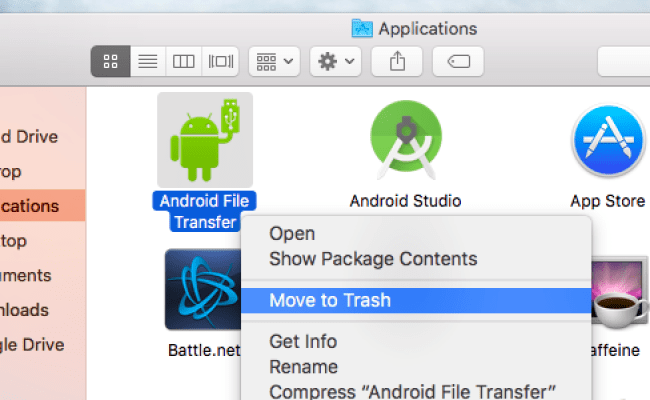 How To Uninstall Applications On A Mac Everything You Need To Know