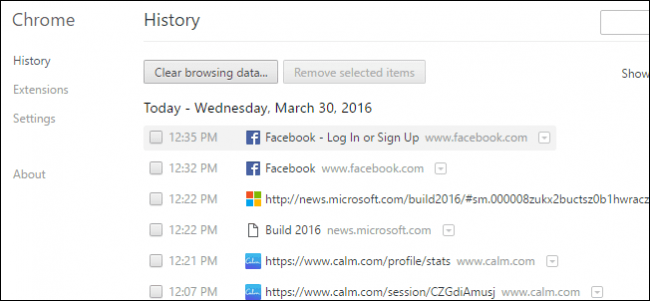 How to Clear Your Browsing History in Google Chrome