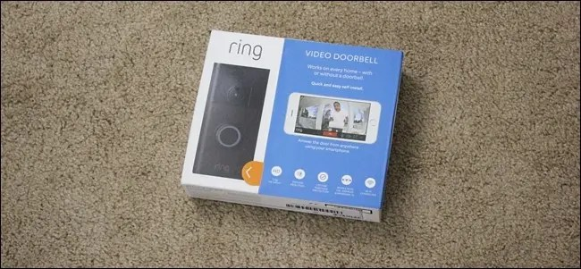 Wiring Diagram For Doorbell Connecting Ring Video Doorbell To An