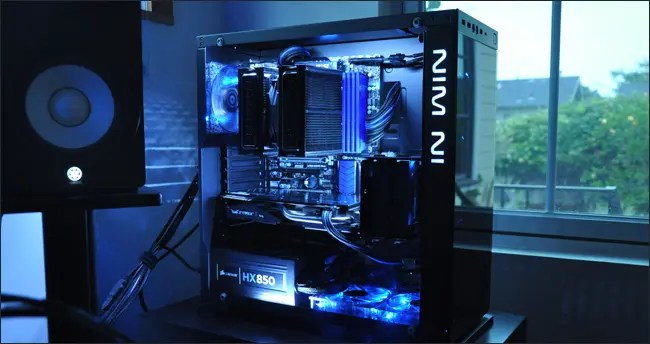 How to Pimp Your Gaming PC A Guide to Lights Colors and
