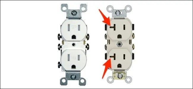 110v Receptacle Wiring The Different Kinds Of Electrical Outlets You Can Install