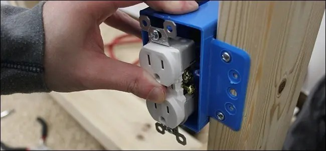 Wiring A Switch Controlled Receptacle