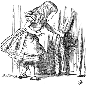 """Patients With """"Alice In Wonderland Syndrome"""" Have Trouble"""