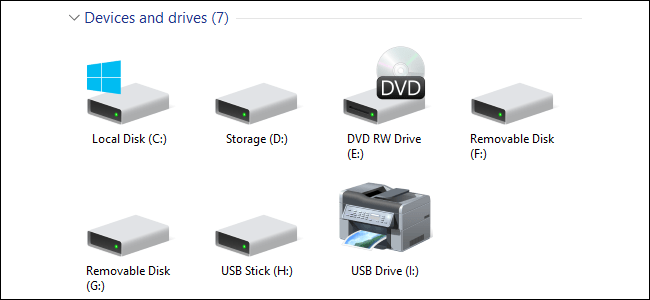 How to Assign a Persistent Drive Letter to a USB Drive in