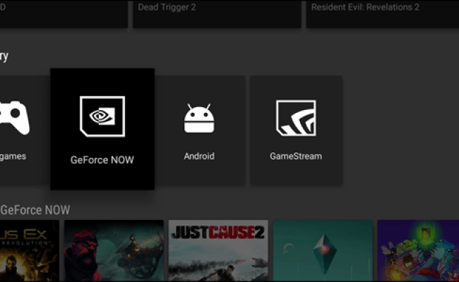 Nvidia Gamestream Vs Geforce Now What S The Difference