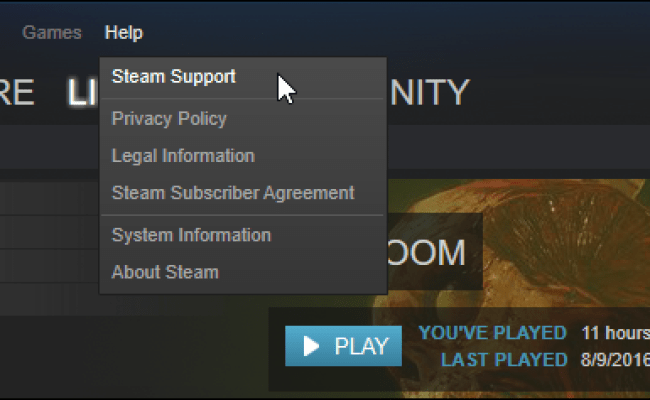 How To Get Refunds For Steam Games