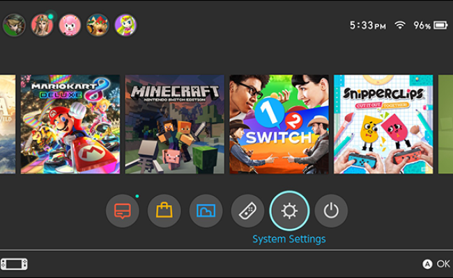 How To Free Up Space On Your Nintendo Switch S Internal