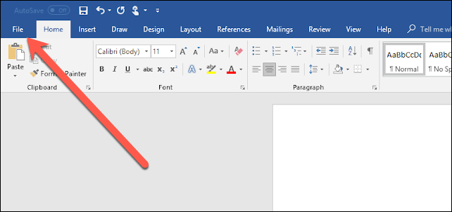 How To Convert A Microsoft Word Document To A Pdf