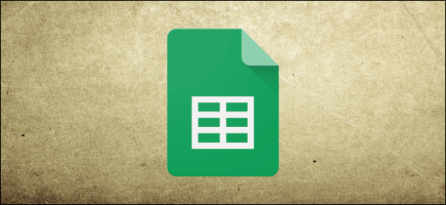 Google Sheets Hero image.