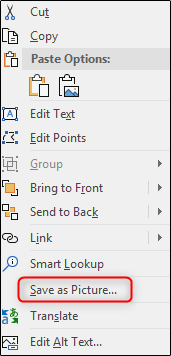 how to save powerpoint