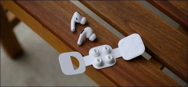 Apple AirPods Pro Ear Tip Sizes