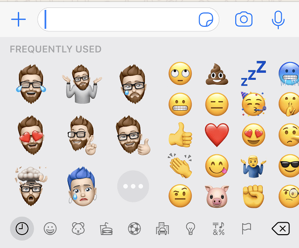 Use Memoji in Other iOS Apps