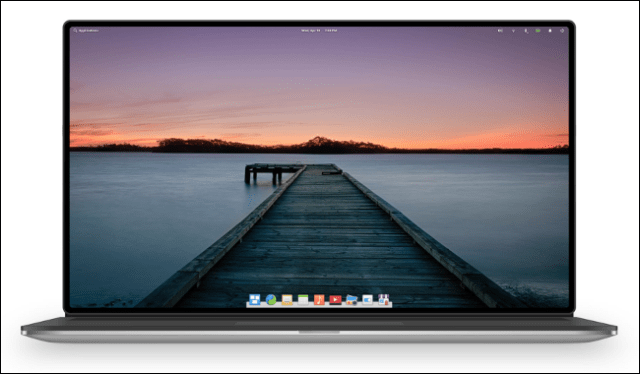 Elementary OS Linux Distro