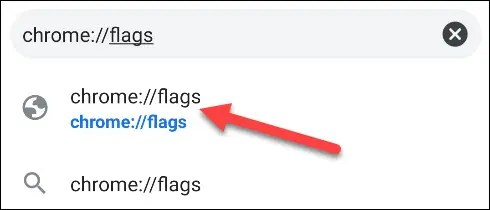 go the the chrome flags page