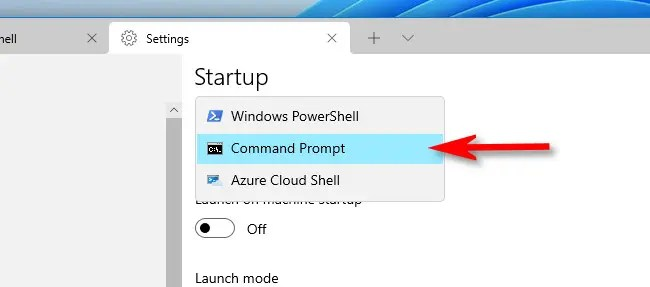 """Select """"Command Prompt"""" from the menu."""