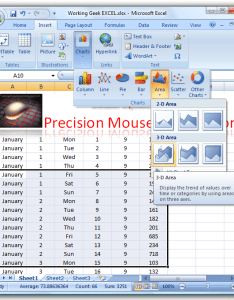 also create appealing charts in excel rh howtogeek