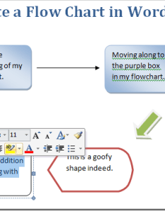 also create  flow chart in word rh howtogeek
