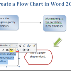 How To Make A Diagram In Word Banshee Wiring Help Create Flow Chart 2007 1