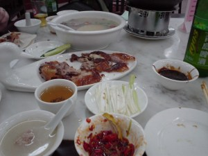 Peking Duck ... mmmmmm