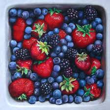 Berries are are great for your varicose veins diet