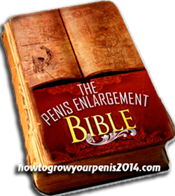 the penis enlargement bible (pe bible) review